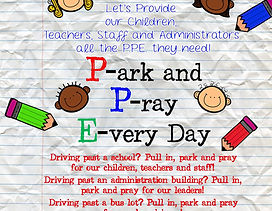 Park and Pray Every Day - Stepping out.j