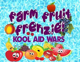 Farm Fruit Frenzie - Slide -  Kool Aid W