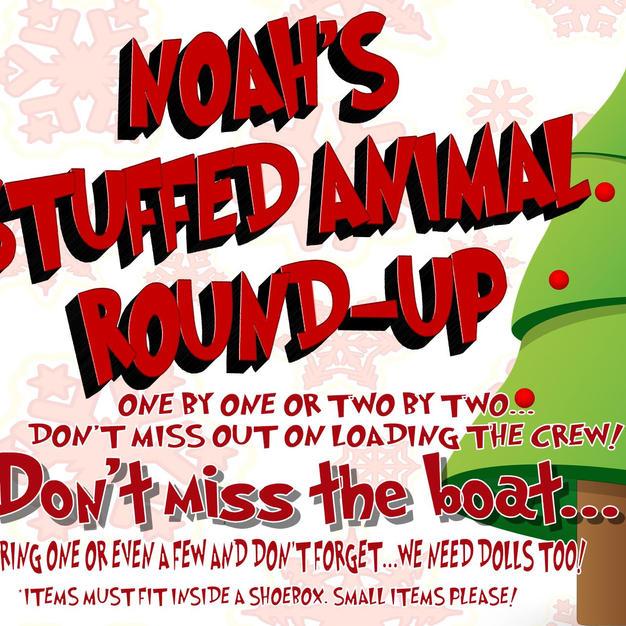 Stuffed Animals and Dolls- Flyer - Slide