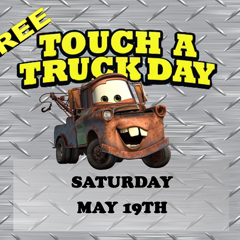 Touch A Truck Event