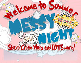 Welcome to Summer Flyer - Shave Cream Wa