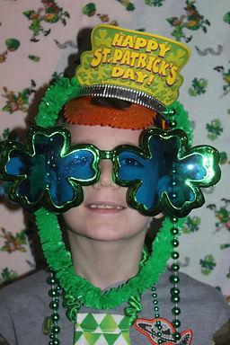 Shamrock Shakes and Silly St. Patricks Pics