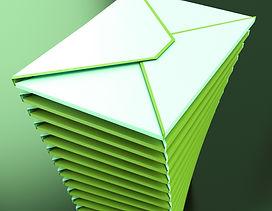 piled-envelopes-shows-electronic-mailbox