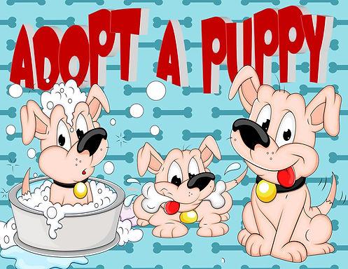Adopt A Puppy-PETS