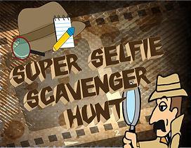 Super Selfie Scavenger Hunt Cover Page.j