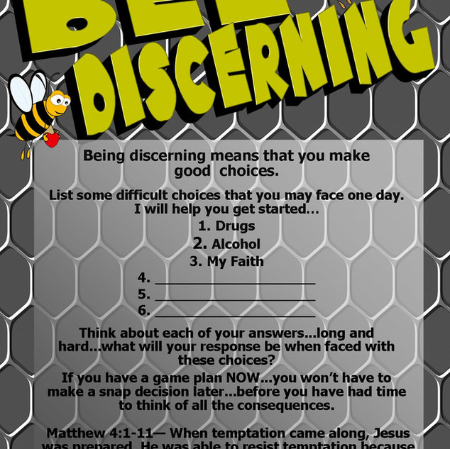 Bee Discerning - Worksheet.jpg