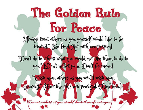 The Golden Rule for Peace