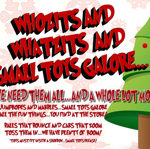 Whozits and Whatzits - Sm Toys Flyer - S