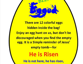 You've Been Egged - Front - Yellow - Ver