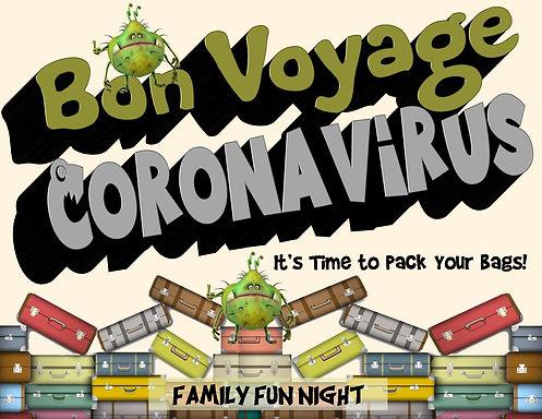 Bon Voyage Coronavirus