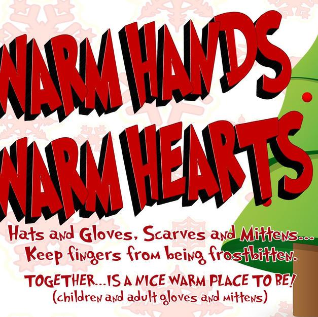 Hats and Gloves- Flyer - Slide - Version