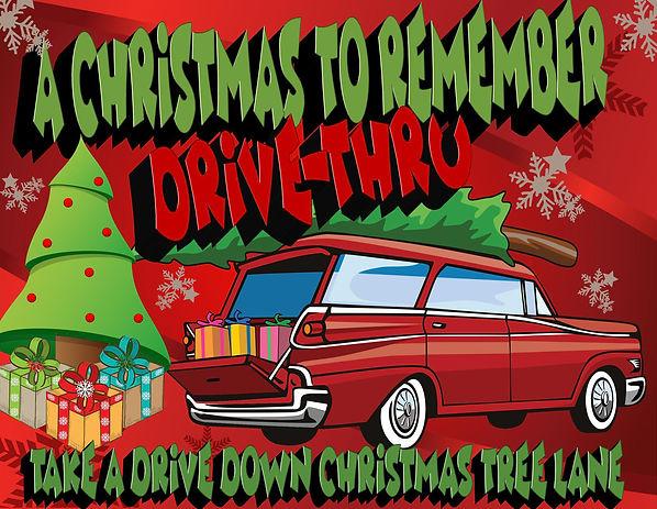 Drive Thru Logo - Christmas Tree Lane.jp