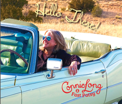 Connie Long's CD Cover