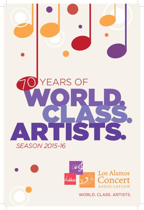 Los Alamos Concert Association Broch