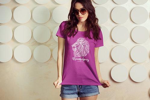 Damen T-Shirt Audrey, Fuchsia