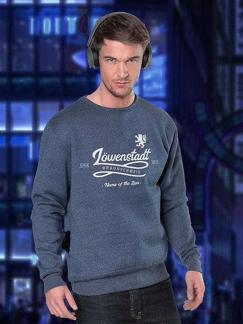 Sweater Unisex Denim