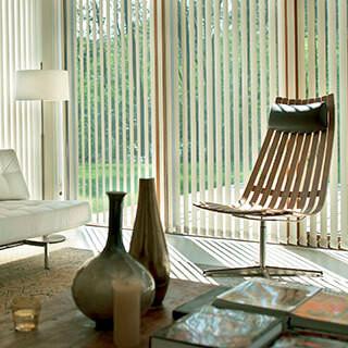 Vertical Blinds - Mackay Curtain Making