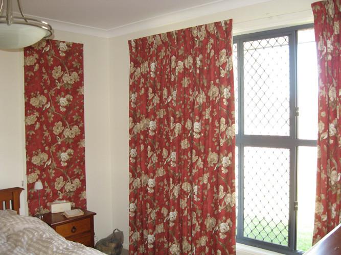 Custom Curtains - Andersons Window Furni