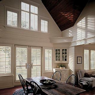 Wooden Shutters - Mackay Curtain Making