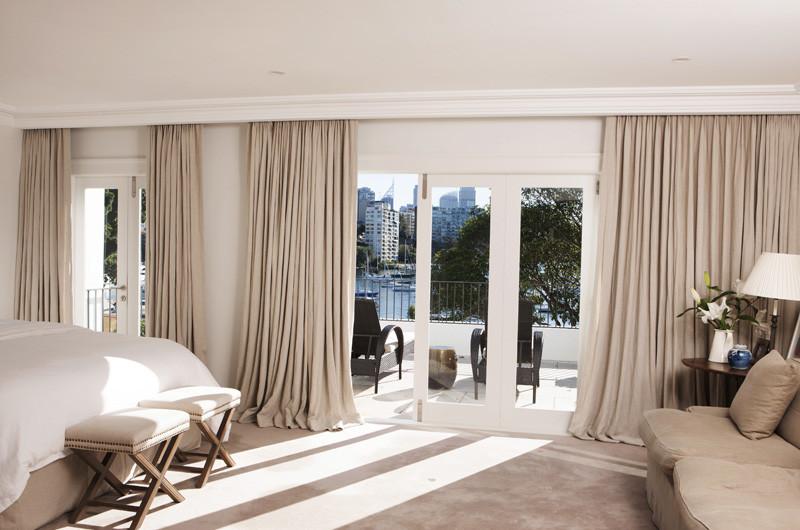Curtains Bedroom - Homelife Furnishings.