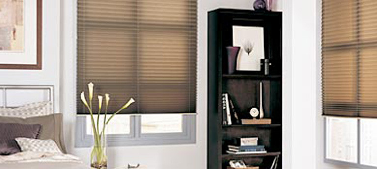 Honeycomb Blinds - Andersons Window Furn