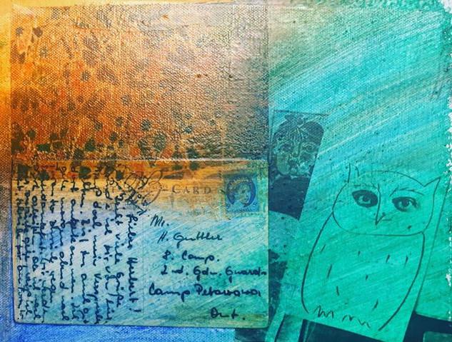 Picassos Owl