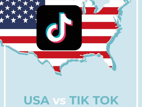USA vs TIKTOK: una questione di sicurezza o di potere?