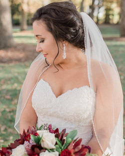 Congratulations to this beautiful bride,