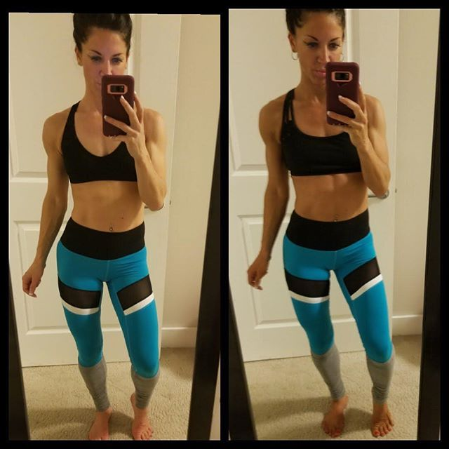 Thanks to _bodybyandrea_ for taking a #b