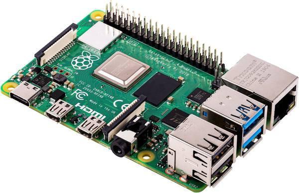 Image of a Raspberry Pi 4