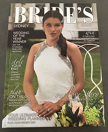 Bride's Diary Magazine