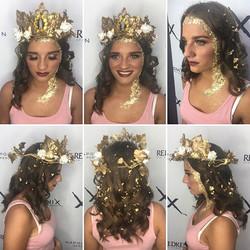 Golden Angel Fairy