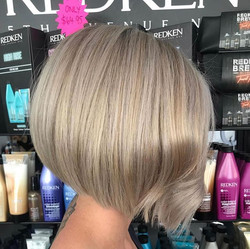 Another amazing colour, cut and style by