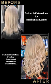 Seamless1 Tape Extensions