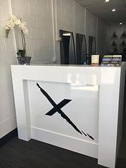 Our Salon Entrance