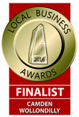 Local Buiness Awards Finalist