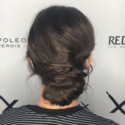 Beautiful Formal Hair for Gorgeous Abbey
