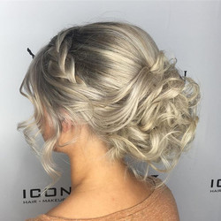 Another beautiful Upstyle💕 _by Senior S