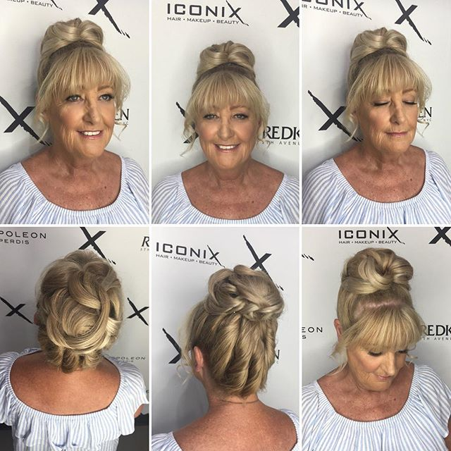 Beautiful Debbie! _Hair by Senior Hair S