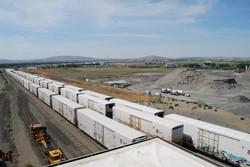 200 Car Rail Yard