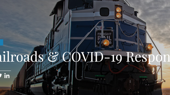 Association of American Railroads COVID-19 Response