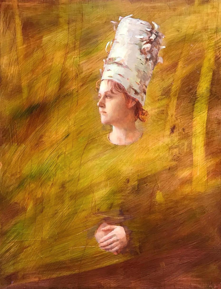 Birch Crown #2
