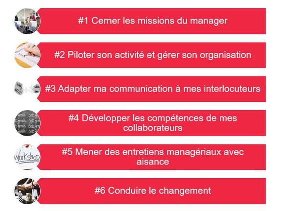 Intégrer le parcours Manager#C