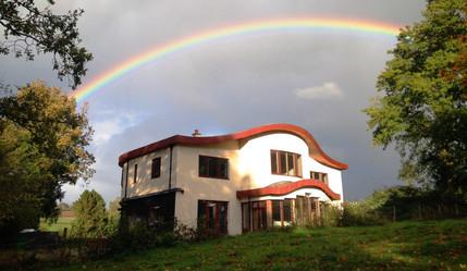 Passive House Kit Home, Brecon Beacons