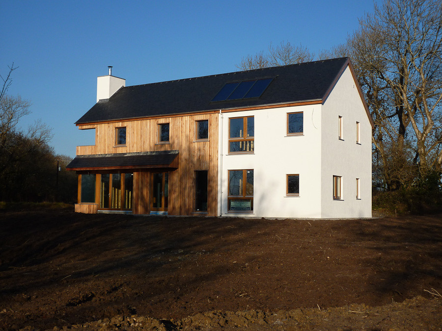 Passive House, Co. Claire, Ireland