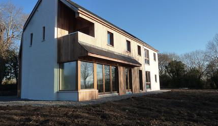 Passive House, Co. Claire, Ireland