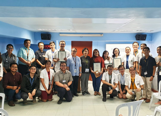 Awarding of Outstanding Students in Neurosciences AY 2018-2019