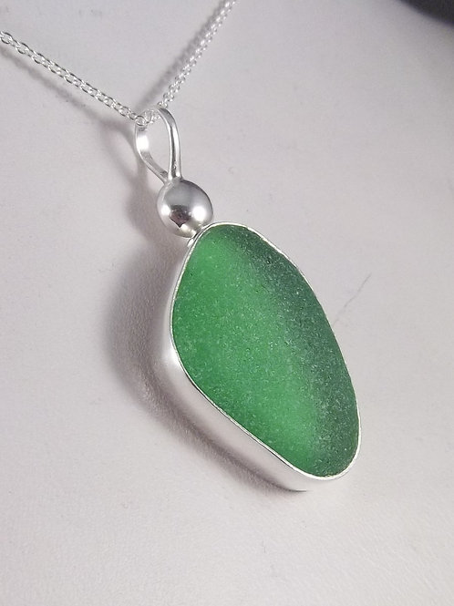 Kelly Green Pendant