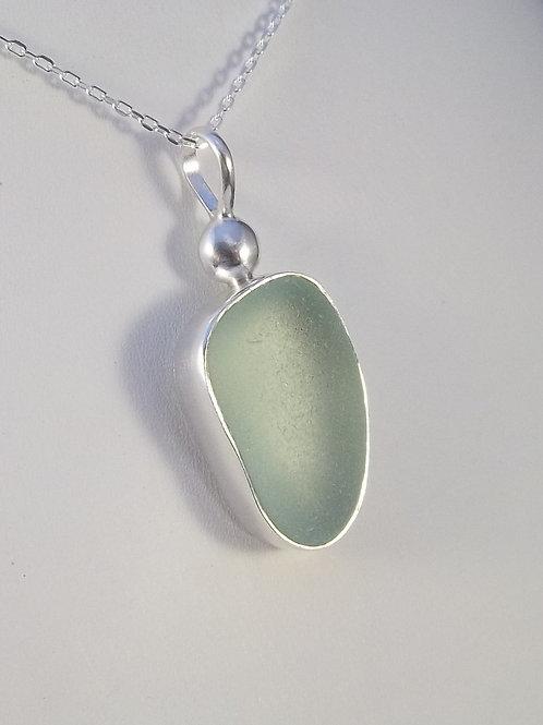Soft Green/Sea Foam Pendant