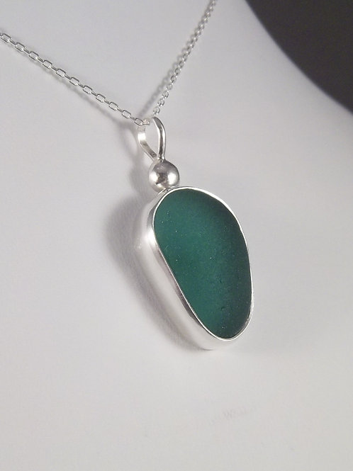 Teal Green Pendant